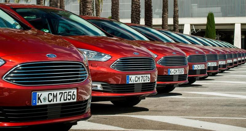 Ford C-MAXline-up